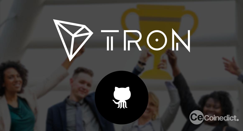 Tron Foundation rewards