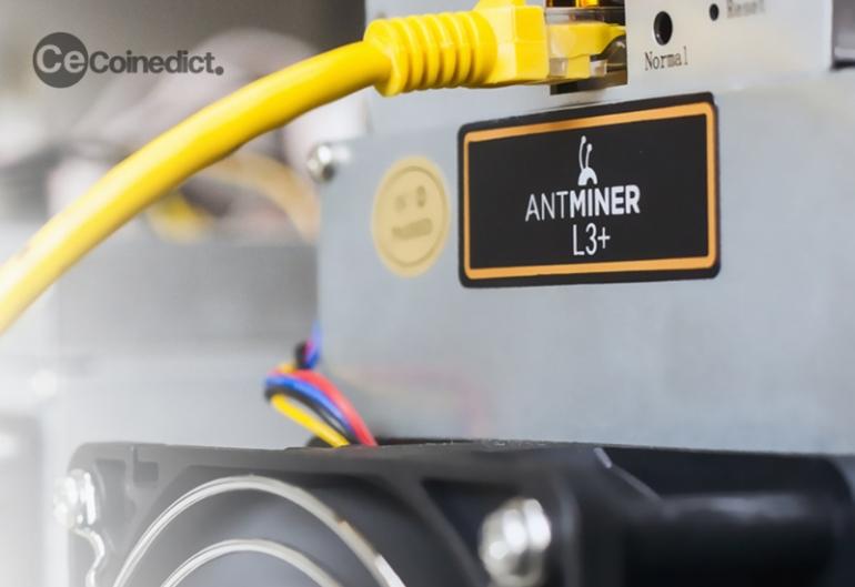 Antminer L3+