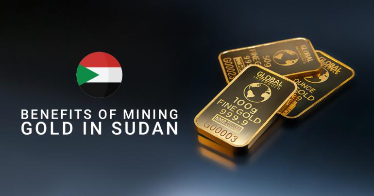 Mining Gold in Sudan