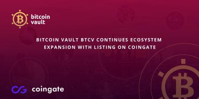 Bitcoin Vault BTCV