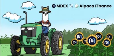 Combination of MDEX and Alpaca Finance